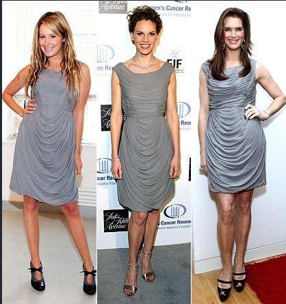 Ashley Tisdale&Hilary Swank&Brooke Shields